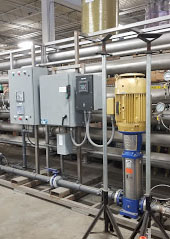 High Output Commercial Reverse Osmosis